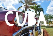 Travel to Cuba / Travel itinerary and Things to do in Cuba and useful travel tips to plan your trip to Cuba