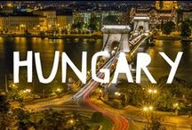 Travel to Hungary / Things to do in Hungary and useful travel tips to plan your trip to Hungary