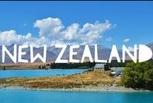 Travel to New Zealand / Things to do in New Zealand and useful travel tips to plan your trip to New Zealand