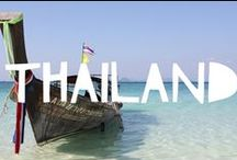 Travel to Thailand / Things to do in Thailand and useful travel tips to plan your trip to Thailand
