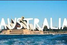 Travel to Australia / Things to do in Australia and useful travel tips to plan your trip to Australia