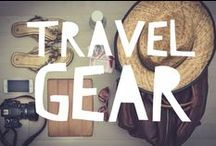 Useful Travel Items / Tips for useful gadgets and travel items which make traveling easier.