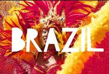 Travel to Brazil / Things to do in Brazil and useful travel tips to plan your trip to Brazil