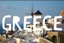 Travel to Greece / Things to do in Greece and useful travel tips to plan your trip to Greece