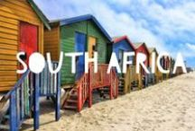 Travel to South Africa / Things to do in South Africa and useful travel tips to plan your trip to South Africa
