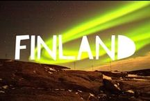 Travel to Finland / Things to do in Finland and useful travel tips to plan your trip to Finland