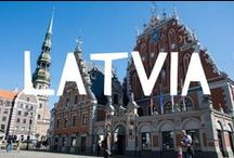 Travel to Latvia / Things to do in Latvia - Riga and useful travel tips to plan your trip to Latvia