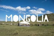 Travel to Mongolia / Things to do in Mongolia and useful travel tips to plan your trip to Mongolia
