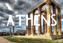 Travel to Athens / Things to do in Athens and useful travel tips to plan your trip to Athens