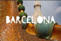 Travel to Barcelona / Things to do in Barcelona and useful travel tips to plan your trip to Barcelona