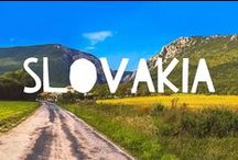 Travel to Slovakia / Things to do in Slovakia and useful travel tips to plan your trip to Slovakia