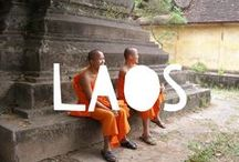 Travel to Laos / Things to do in Laos and useful travel tips to plan your trip to Laos