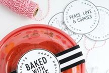 DIY Food Gifts / DIY gifts for the foodie in your life!