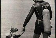 Scuba Diving Vintage
