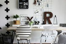 Workspace Inspiration / Our favourite work place ideas for creatives.