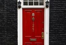Doors, beautiful doors