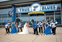 St. Louis Sports Themed Weddings