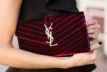 Handbags: to carry anything with grace and style. / A bag for every occasion and mood