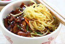 Noodles & Pasta & Stuff