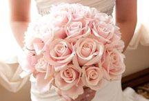 the wedding...flowers!