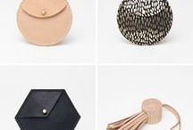 Leather Jewellery & accessories ideas / Ideas to inspire designs for leather jewellery & accessories