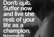 Motivation / A Quick Boost Of Motivation.