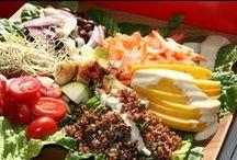 Big Vegetarian Salads