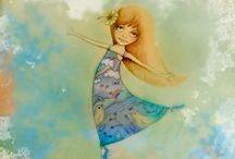 Иллюстрации - Favourite illustrations / Понравившиеся иллюстрации разных авторов...