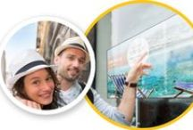 Digital Signage for Travel Agencies / Digital Signage Software for your business