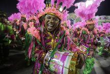 Carnival . Brasil