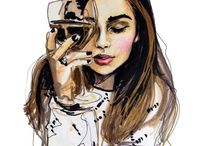 Mode art