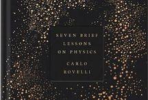 """""""Sette brevi lezioni di fisica"""" nel mondo / Le copertine degli editori stranieri per il libro di Carlo Rovelli"""