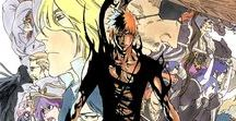 Bleach - Manga / Color Pages of Manga