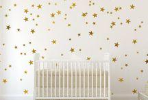 Baby boy's nursery...