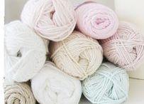 Knitting, Crochet