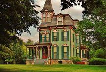 Dream House / Dream home. Furniture. Decor. / by Katie Riley