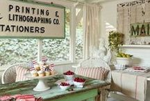 Outdoor Life: Porches / by Heaven Crammed