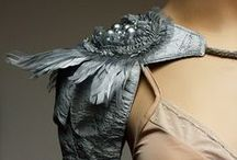 Fashion as Art / Interesting, artistic fashion for the Independently stylish woman.
