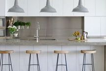 Kitchen Envy / The kitchens we would all be willing to fight over to have.