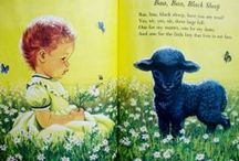 Eloise Wilken  / One of my favorite illustrator for childrens books. I have many of these books in my attic. / by Tillie Lane