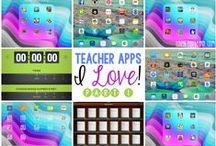 Tech Tips / Ideas and lists of educational apps to help integrate technology into your classroom instruction!