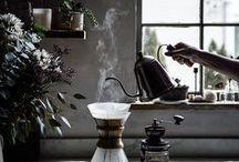 Coffee / Coffee is always inspiring