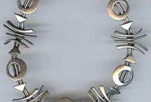 Modernist Jewelry / Art jewelry from the mid 20th century