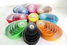 Kinesio tape - kynezio tejpink / Kyneziotejpink