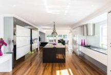 The Integrated Kitchen / Inspired by Louise's integrated kitchen renovation:  http://bit.ly/integrated_kitchen