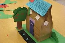 Arts & Games: Elementary School / Interactive arts, crafts, and game ideas for children ages 5-10.
