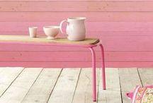 Colour Inspo. Pastel Pink