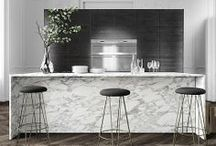 Finishes Inspo - Marble / A timeless finish that oozes opulence.