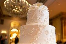 Wedding Cakes / All wedding cakes can be modified to your liking. Therefore, never skip over one as you never know what potential it holds! / by Haydel's Bakery