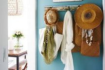 Beach Holiday Home / Dreaming of next years summer beach holiday already? Well, be inspired to bring the beach look home!